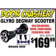 Glyro Segway Scooter - $169.99
