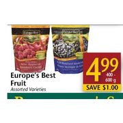 Europe's Best Fruit  - $4.99 ($1.00 off)