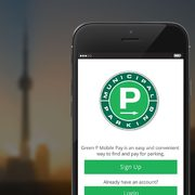 City of Toronto: Get Two Hours of FREE Parking in Areas Along the King Street Pilot with the Green P App