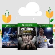 Xbox Spring Sale: Call of Duty: WWII $60, Star Wars Battlefront II $32, Tom Clancy's Ghost Recon Wildlands $29.70 + More