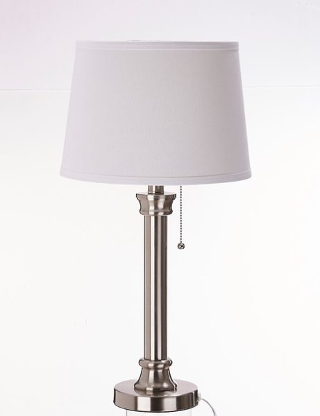 Home Depot Decorators Collection 23 Bedside Table Lamps