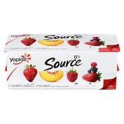 Yoplait Source or Iogo Yogurt - $5.99