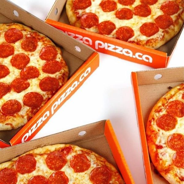 Pizza Pizza Get A Small Pepperoni Or Cheese Pizza For 420 On