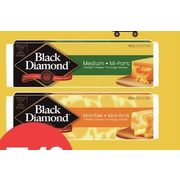 Black Diamond Cheese Bars - $5.49