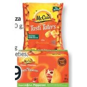 Mccain Pizza Pockets, Potatoes or Onion Rings - $5.49