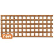 2' x 6' Brown Treated Jumbo Lattice - $25.96