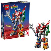 Walmart and Amazon.ca: LEGO Ideas Voltron $183.89 (regularly $229.99)