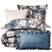 Life at Home 5pc Comforter Set Full/Queen - $59.00