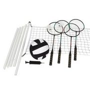 Volleyball/badminton Combo Set - $19.99 ($20.00 Off)
