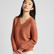 Uniqlo Limited-Time Offers: Women's 3D Cotton Cocoon Sweater $29.90, Men's Dry Stretch Sweat Full-Zip Hoodie $39.90 + More!