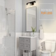 Home Depot Refresh For Less Event: $129 Bathroom Faucet w/ Lever Handle, $158 Customizable Closet Organization Kit + More