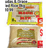 Mr.Goudas & Grace Parboiled Rice  - $7.99/bag ($3.00 off)