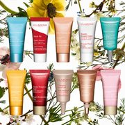 Clarins: Get 10 FREE Samples with Any Order, No Minimum Purchase Required!