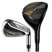 Cobra F-max 4h, 5h, 6-pw Combo Iron Set With Steel Shafts - $699.87 ($100.12 Off)