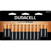 Duracell Batteries Coppertop 20 AA - $16.14 (15% off)