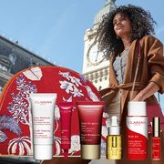 Clarins: Get a Free 7-Piece Beauty Besties Gift Set With Any Purchase Over $100!