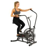 Walmart Rollback Deals: Sunny Health & Fitness Zephyr Air Bike $316, Sunny Health & Fitness Heavy Duty Weight Bench $315 + More