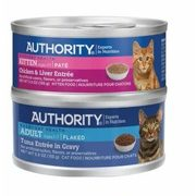 Authority Cat Food - $1.00 off