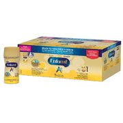 Enfamil A+, A+ 2 or Gentlease A+ Ready to Feed - $49.47 ($5.50 off)