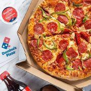 Domino's Pizza: 50% Off All Pizzas Until April 11
