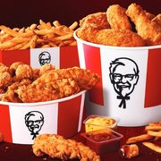 KFC Summer 2021 Coupons: Triple Bucket $30, Build Your Own Bucket $20, Famous Chicken Chicken Sandwich Meal for 1 $10 + More