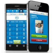 Dell Voice: Free Phone Number + VOIP Service (Make Calls on SmartPhone/PC/Tablet over Wifi/3G/4G)